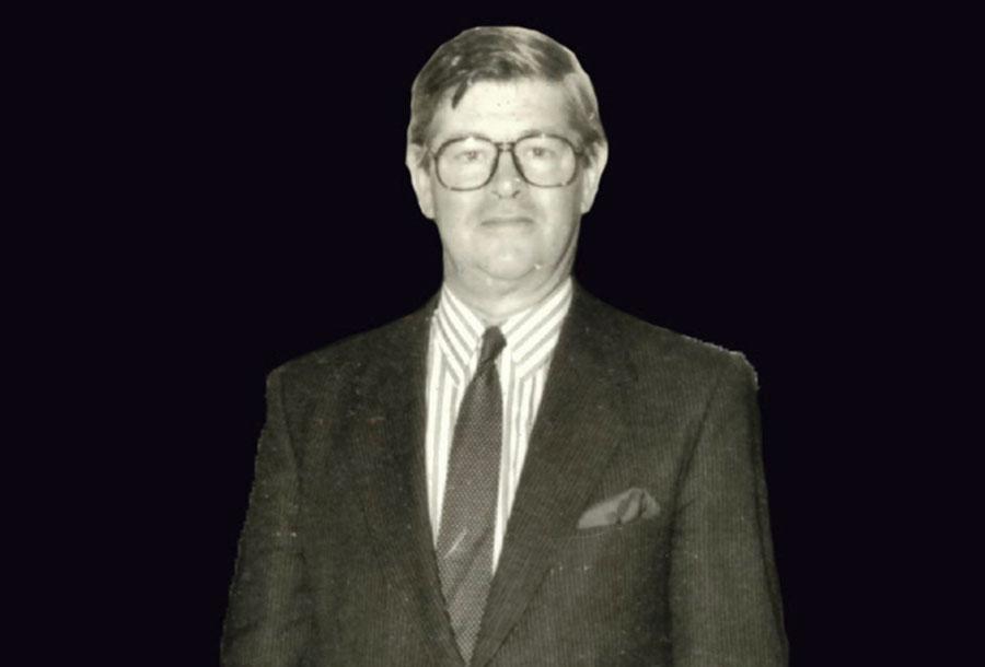 Sir Colin Harrison Bt